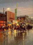 Big Night in a Small Town - by Jack Terry
