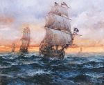 Black Bart's Fleet by Andy Thomas