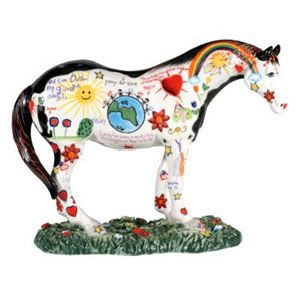 Trail of the Painted Ponies, Children's Prayer Pony