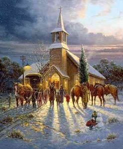 Faithful Evening - by Jack Terry