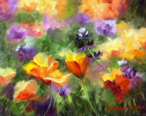 """Breath of Spring"" by Charice Cooper"
