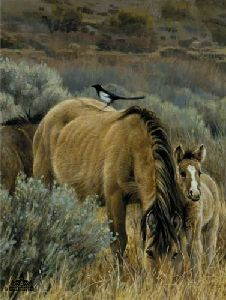 Pryor Morning by Nancy Glazier