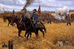 We Gained Nothing But Glory - Gettysburg by Bradley Schmehl