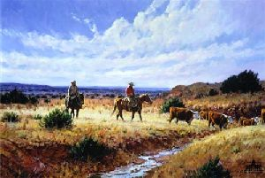 Workin on the Sixes by Martin Grelle