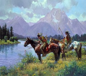 Signs Along the Snake by Martin Grelle